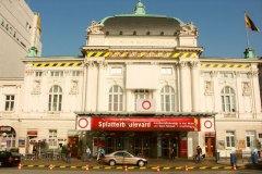 Das Deutsche Schauspielhaus in Hamburg
