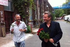 Jan Plewka und Tom Stromberg